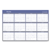At A Glance AT-A-GLANCE® Vertical/Horizontal Erasable Quarterly/Monthly Wall Planner AAG A1152