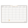 At A Glance WallMates Self-Adhesive Dry Erase Monthly Planning Surface, 18 x 12 AAG AW402028