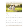 At A Glance AT-A-GLANCE® Puppies Monthly Wall Calendar AAG DMW16728