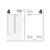 At A Glance AT-A-GLANCE® Large Desk Calendar Refill AAG E21050
