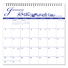 At A Glance AT-A-GLANCE® 12-Month Illustrators Edition Wall Calendar AAG G100017