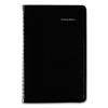 calendars: Block Format Weekly Appointment Book, 4 7/8 x 8, Black, 2019