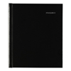 At A Glance Hard-Cover Monthly Planner, 8 5/8 x 6 7/8, Black, 2020 AAGG400H00