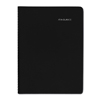 Clean and Green: Weekly Appointment Book, 11 x 8, Black, 2020