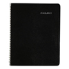 Clean and Green: Open-Schedule Weekly Appointment Book, 8 3/4 x 6 7/8, Black, 2020