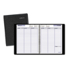 Clean and Green: Weekly Appointment Book, 8 x 8 1/2, Black, 2019