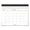 At A Glance AT-A-GLANCE® Two-Color Desk Pad AAG GG250000