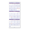 calendars: AT-A-GLANCE® Deluxe Three-Month Reference Wall Calendar