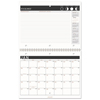 At A Glance AT-A-GLANCE® Contemporary Small Monthly Desk/Wall Calendar AAG PM170X28