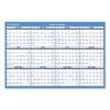 At A Glance AT-A-GLANCE® Horizontal Erasable Wall Planner AAG PM20028