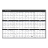 At A Glance Contemporary Two-Sided Yearly Erasable Wall Planner AAG PM26X28