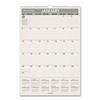 At A Glance Recycled Wall Calendar, 15.5 x 22.75, 2021 AAGPM3G28