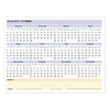 At A Glance AT-A-GLANCE® QuickNotes® Mini Erasable Wall Planner AAG PM550B28