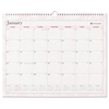 At A Glance AT-A-GLANCE® Sorbet Wall Calendar AAG PM90707