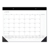 At A Glance Contemporary Monthly Desk Pad, 21 3/4 x 17, 2019 AAG SK24X00