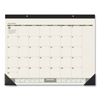 At A Glance AT-A-GLANCE® Recycled Monthly Desk Pad AAG SK32G00