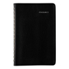 Clean and Green: Daily Appointment Book with Hourly Appointments, 8 x 4 7/8, Black, 2019