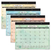 At A Glance AT-A-GLANCE® Poetica Desk Pad AAG SK72704