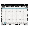 At A Glance Madrid Desk Pad, 22 x 17, Madrid Design, 2020 AAGSK93704