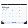 At A Glance Desk Pad, 22 x 17, White, 2019 AAG SW20000