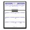At A Glance AT-A-GLANCE® Flip-A-Week® Desk Calendar and Base AAG SW700X00