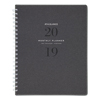 Clean and Green: AT-A-GLANCE Signature Collection Heather Gray Planner