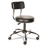 ergonomicchairs: Alera Plus™ HL Series Height-Adjustable Stool with Back