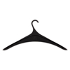 coat rack: Alba™  Plastic Coat Hangers