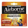 energy drinks: Airborne® Immune Support Effervescent Tablet, Orange, 10/Box