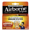 energy drinks: Airborne® Immune Support Effervescent Tablet