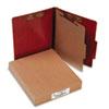 Clean and Green: ACCO 20 pt. PRESSTEX® Classification Folders