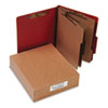 Acco ACCO Pressboard Classification Folders ACC 15038