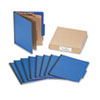 Clean and Green: ACCO PRESSTEX® ColorLife® Classification Folders