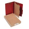Clean and Green: ACCO Pressboard Classification Folders
