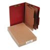 Acco ACCO Pressboard Classification Folders ACC 16036