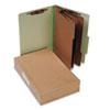 Acco ACCO Pressboard Classification Folders ACC 16048