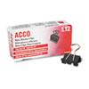 Acco ACCO Binder Clips ACC 72010