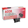 Ring Panel Link Filters Economy: ACCO Binder Clips