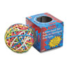 Acco ACCO Rubber Band Ball ACC 72155