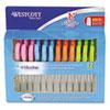 Westcott Westcott® Ultra Soft Handle Scissors with Microban® Protection ACM 14873