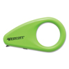 Acme Westcott® Compact Safety Ceramic Blade Box Cutter ACM 16473