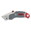 Acme Clauss® Titanium Auto-Retract Utility Knife ACM 18966