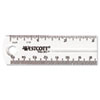 Westcott® Transparent Plastic Ruler