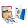 Kits and Trays Emergency Kits: PhysiciansCare® First Aid Kit For Up To 50 People