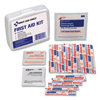 Kits and Trays Emergency Kits: PhysiciansCare® First Aid On the Go Kit