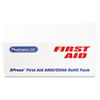 Acme PhysiciansCare® Xpress™ First Aid Refill Pack ACM 90276