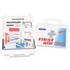 Kits and Trays Emergency Kits: PhysiciansCare® Personal Protection Bodily Fluid Clean Up Kit