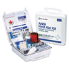 First Aid Only First Aid Only™ ANSI 2015 Compliant First Aid Kit ACM FAO90566