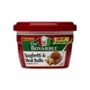Quick Meal Meals: Conagra Foods - Chef Boyardee Spaghetti/Meatball Microwave