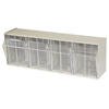 Shelving and Storage: Akro-Mils - TiltView™ Storage System - 4 Bin